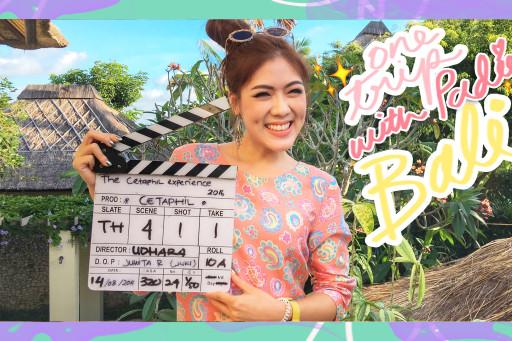 ไอซไปทำอะไรที่บาหลี? cetaphil experience in BALI !!!