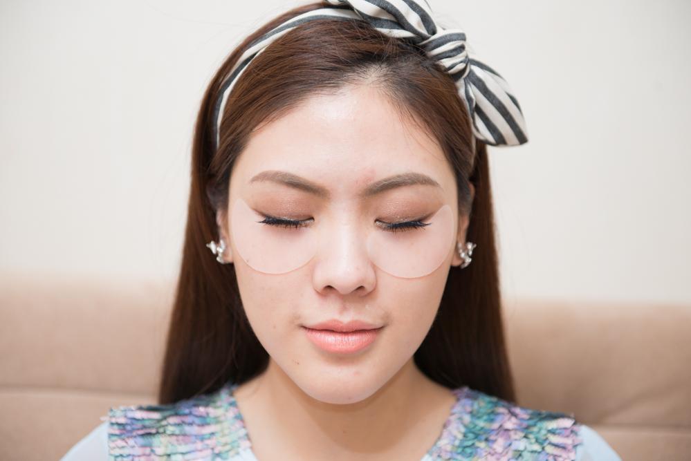 review รีวิว Faith in face Mask มาสก์ hydro gel ไฮโดรเจล icepadie ใต้ตา