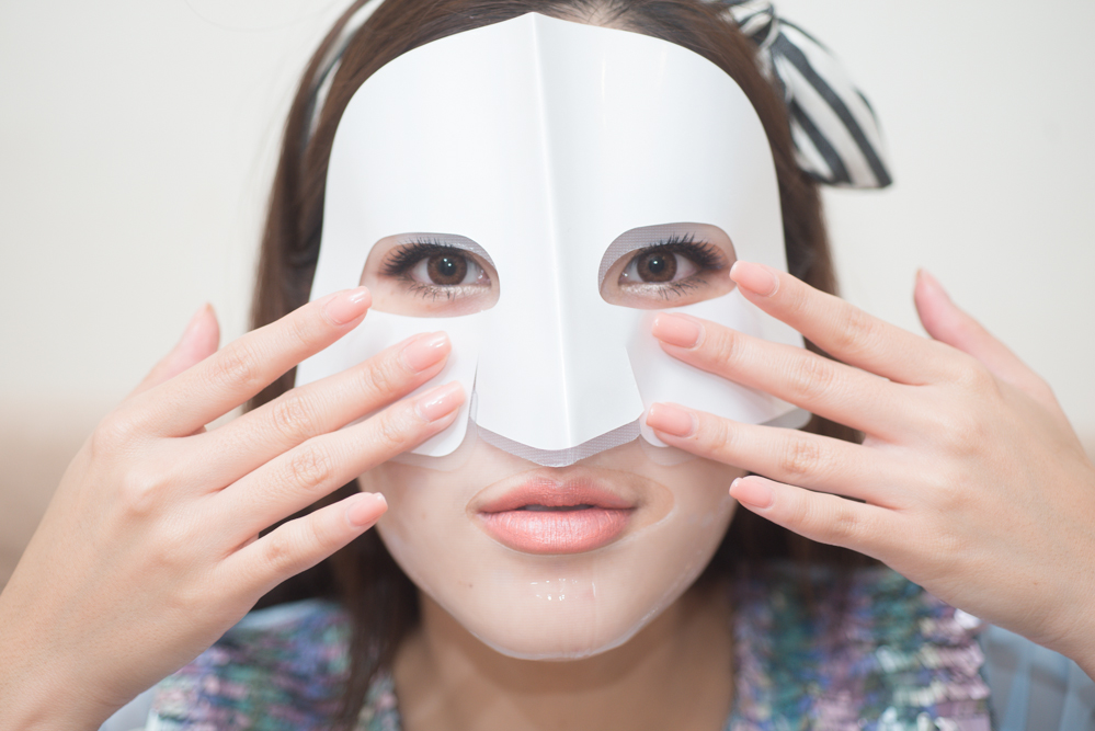 review รีวิว Faith in face Mask มาสก์ hydro gel ไฮโดรเจล icepadie