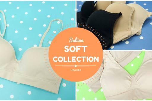 REVIEW ชุดชั้นในที่นุ่มที่สุดในโลกกกกกกก! Sabina Soft Collection