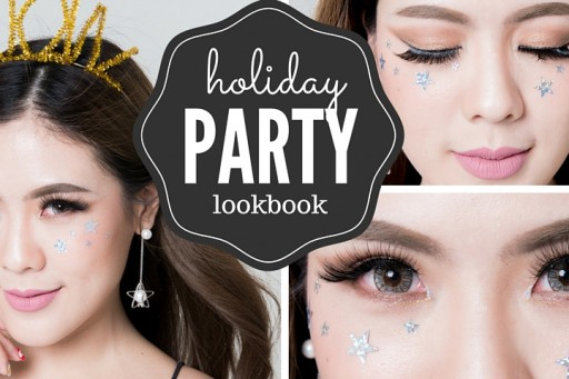 HOLIDAY PARTY LOOKBOOK| icepadie