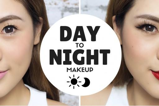 HOW TO แต่งหน้าสวยปัง! กลางวันยันกลางคืน day to night makeup