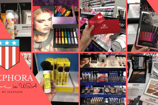รายงานสดจากร้าน Sephora ณ USA