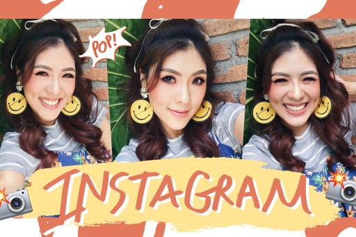 HOW TO instagram makeup แต่งหน้าแน่น จัดเต็ม เป๊ะ ปัง อลังเว่อร์