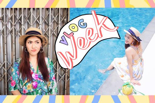 VLOG WEEK # 1 อยู่ๆ ก็ป่วยหนักมากกก!!!  + ไปภูเก็ต เมืองสีสายรุ้ง