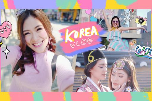 VLOG เที่ยวเกาหลี ตามวิถีบิวตี้บล็อกเกอร์ (วุ่นวายเว่อร์เบอร์ห้าา 555) #ladiestriptokorea