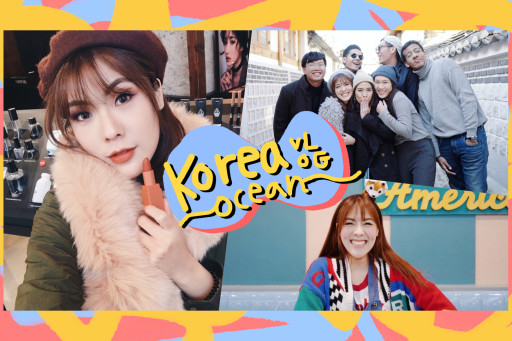 VLOG korea เที่ยวเกาหลี (อีกแล้ว) กับแก๊งเพื่อน ocean !!!!