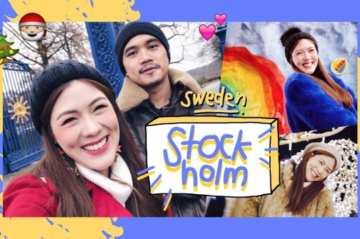 VLOG เที่ยวสวีเดนหน้าหนาววว มีแดดแค่ 5 ชม. !!!!