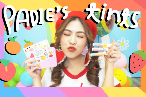 REVIEW ทิ้นท์พาดี้ !!! softne x icepadie fruity party collection